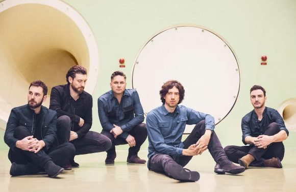 Snow Patrol's Gary Lightbody reveals depression struggle as band release first album in seven years
