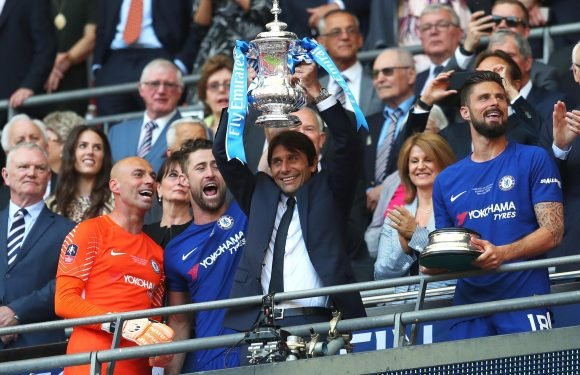 Chelsea boss Antonio Conte set to be axed despite FA Cup win with writing on the wall since last summer