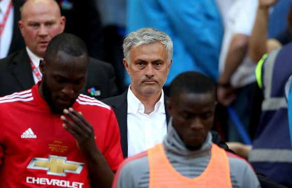 Jose Mourinho reveals Romelu Lukaku declared himself unfit for FA Cup final