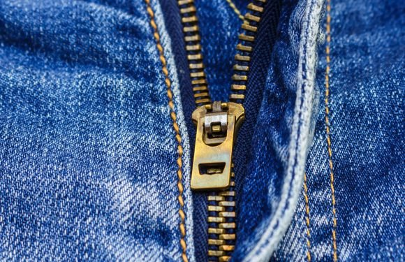 Ever been caught flying low? This trick will make sure the zip on your jeans never opens by itself