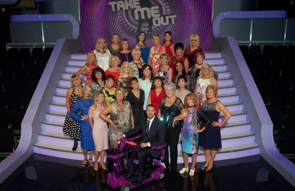 Paddy McGuinness is finding love for over 50s in special Take Me Out episode to 'match with the silver fox of their dreams'