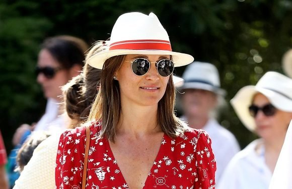 Maternity Dresses Inspired by Pippa Middleton's French Open Style