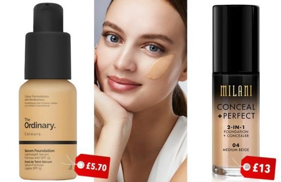 Brit women spend more on foundation than any other make-up… here's how to get the best for less