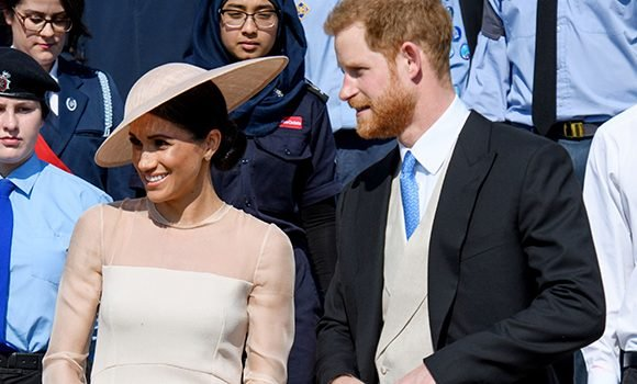 Prince Harry & Meghan Markle Headed To 'Canadian Paradise' For Honeymoon — All The Details