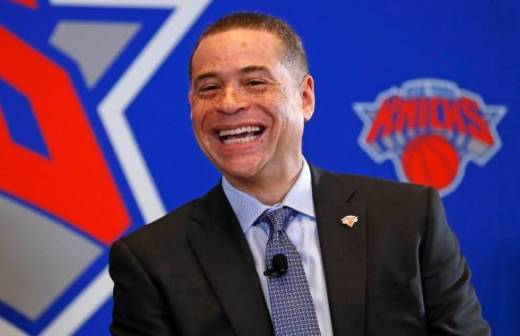 What Knicks are thinking and doing for draft-lottery miracle