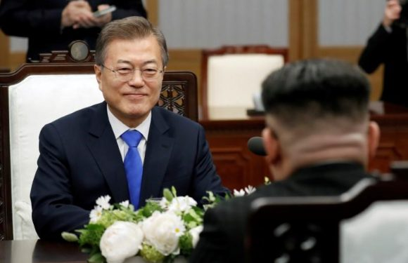 South Korea's Moon asks U.N. to verify North's nuclear test site…
