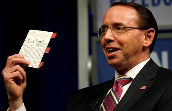 Trump-Russia probe official: Justice Department will not be…