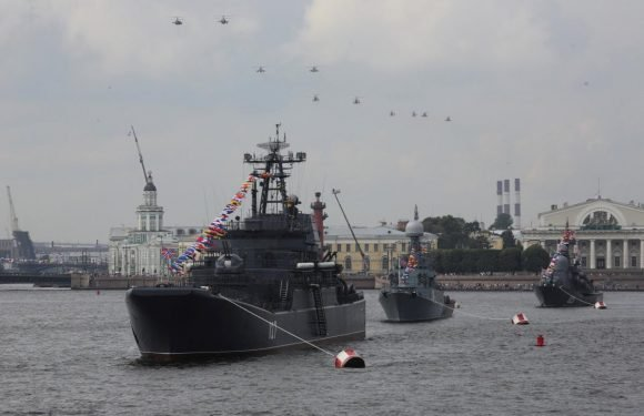 Russian military spending falls, could affect operations: think-tank