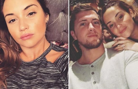 Jacqueline Jossa reveals she's keeping the sex of her baby secret and rules out having any more kids after 'split' with Dan Osborne