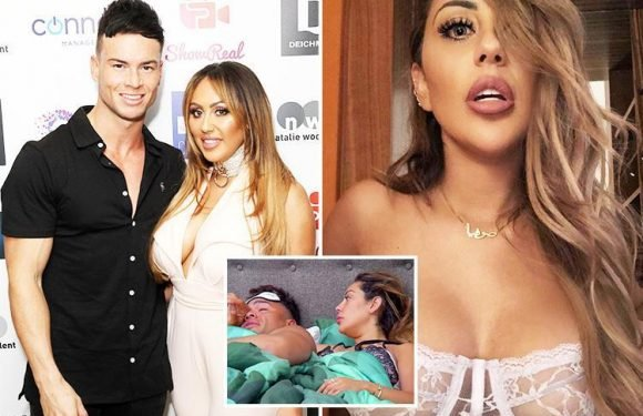 Geordie Shore's Sophie Kasaei reveals bedding boys in Australia helped her get over heartache of split from boyfriend Joel Corry