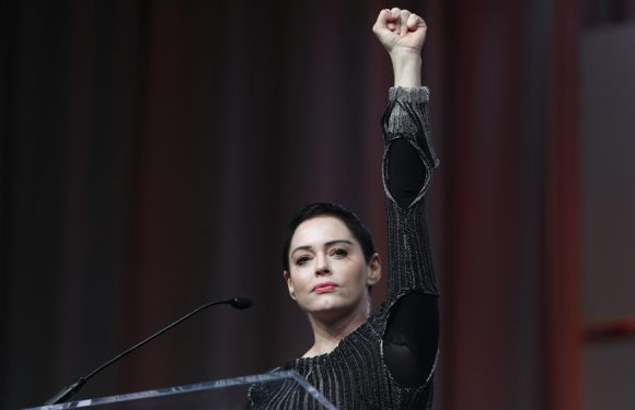 Rose McGowan on Harvey Weinstein's Impending Arrest: 'We Are Closer to Justice'