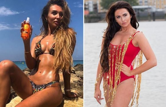 Megan McKenna and Charlotte Dawson 'to sex up' The Farm as they sign up for new series as it returns to screens