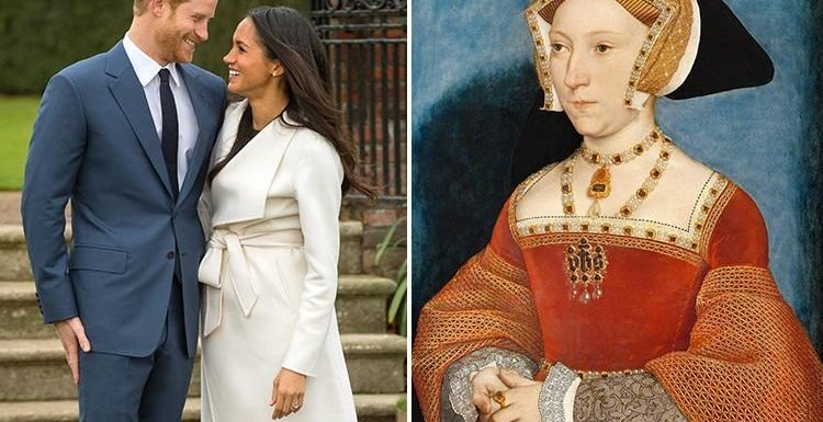How Meghan Markle is actually related to the Royal family (and it's all thanks to Henry VIII)
