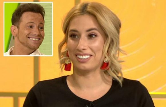 Stacey Solomon says her mum and dad 'would never have chosen Joe Swash to be her boyfriend'