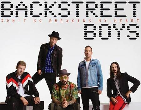 Backstreet Boys Release First New Music in 5 Years