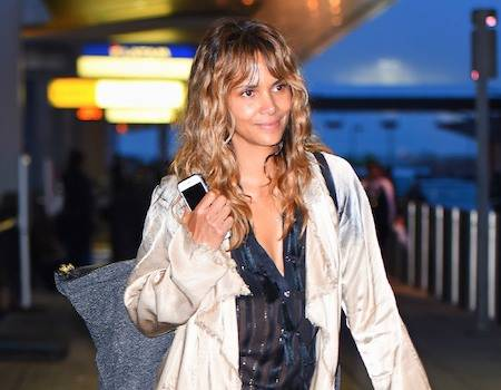 Halle Berry Debuts the Surprising Jacket You Didn't Know You Needed