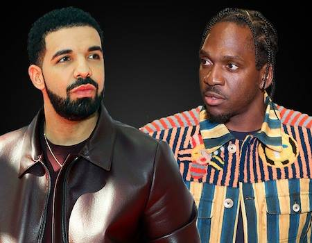 5 Savage Lines From Drake and Pusha T's Current Diss Track War