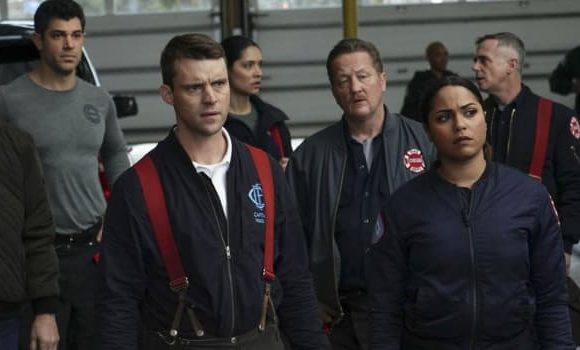 One actor is officially saying goodbye to Firehouse 51