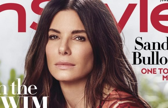 Everything Sandra Bullock Revealed About Her Boyfriend, Kids, Clooney and Cheek Fillers in New Interview