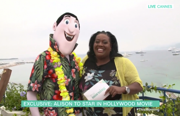 This Morning's Alison Hammond reveals she landed a Hollywood film role