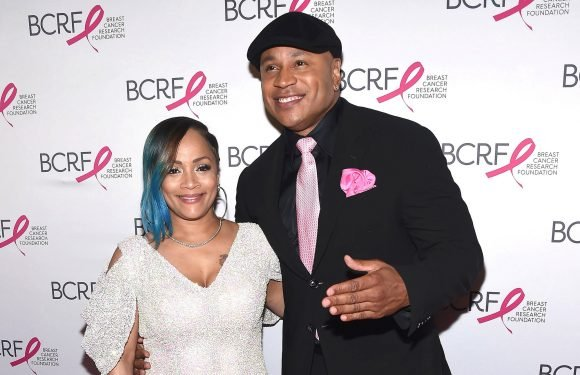 LL Cool J inspired to raise money for cancer research after wife's battle