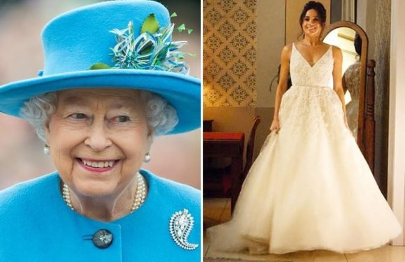 Why the Queen will get a sneak peak of Meghan Markle's wedding dress before the big day