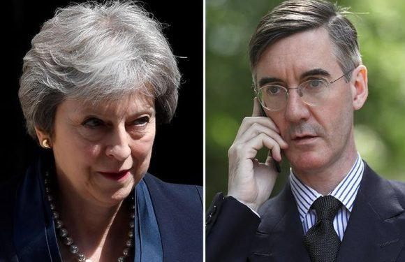 Theresa May blasted by Jacob Rees-Mogg for failing to prepare for a 'no deal' Brexit