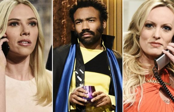 Donald Glover 'SNL' Sketches Ranked From Good to Great: Stormy Daniels Takes on Trump in Star-Studded Cold Open