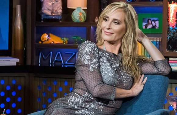 Sonja Morgan spotted 'wasted and humping people' at downtown bar