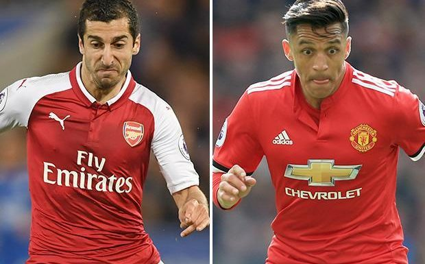 Arsenal star Henrikh Mkhitaryan insists he wasn't part of swap deal for Alexis Sanchez when he left Manchester United