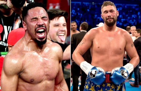 Andre Ward agrees to come out of retirement and fight Tony Bellew after call-out following David Haye fight