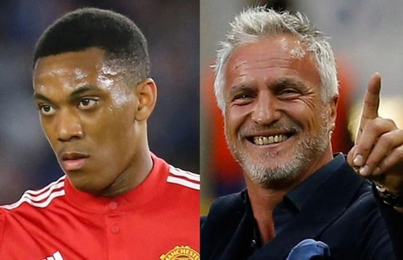 Manchester United star Anthony Martial must 'give more in training and in games' after World Cup snub, says David Ginola