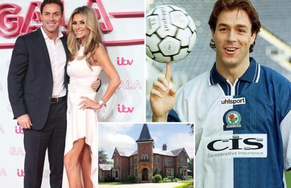 Ashley Ward: From journeyman footballer to millionaire property developer, the former Sheffield United striker has even appeared on reality TV