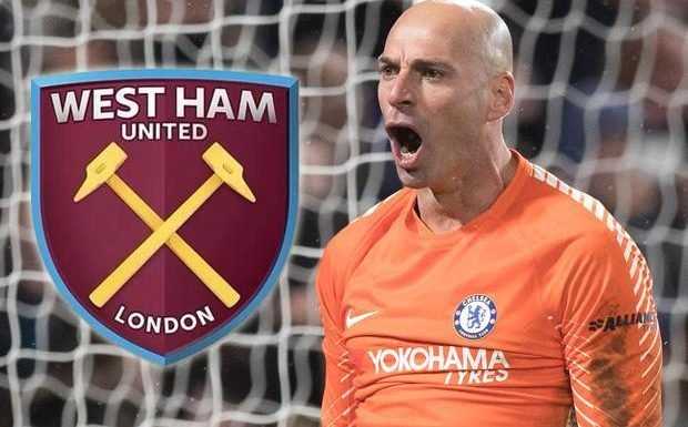 West Ham boss Manuel Pellegrini wants to make Chelsea star Willy Caballero his first summer signing