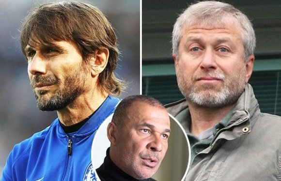 Blame Roman Abramovich not Antonio Conte for Chelsea missing Champions League, says Ruud Gullit