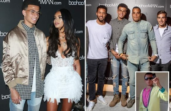 Dele Alli: Tottenham star reveals his biggest fashion faux pas at star-studded Boohoo party celebrating the launch of his clothing line