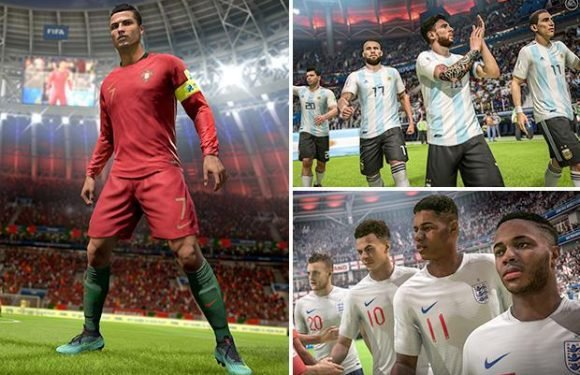 FIFA 18 World Cup: What time and when can I download free update?