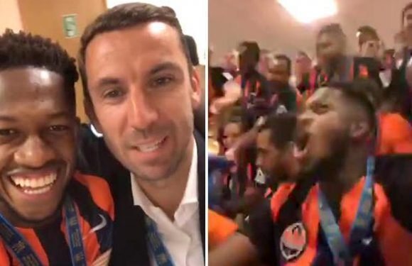 Shakhtar Donetsk captain Darijo Srna admits Fred is signing for a Manchester club but refuses to say which one