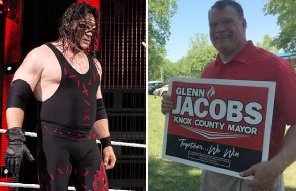 WWE legend and Undertaker's brother Kane wins Republican primary in Knox County, Tennessee mayoral race