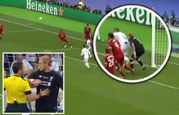 Uefa will take no action against Sergio Ramos for 'elbow' on Loris Karius