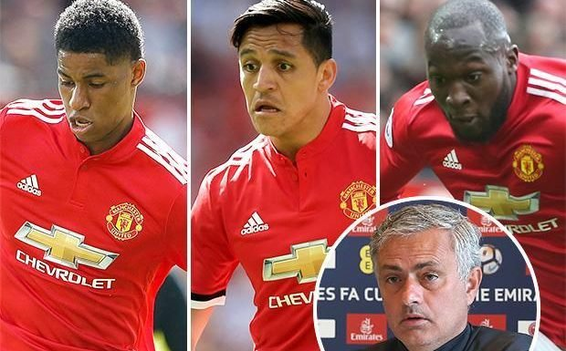 Rio Ferdinand says Manchester United have the attacking talent to compete with Man City, but Jose Mourinho is holding them back