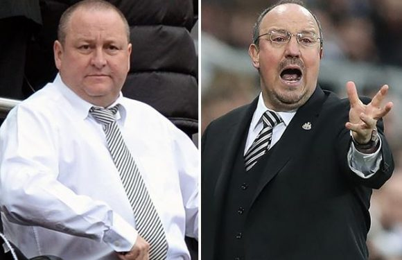 Newcastle owner Mike Ashley promises Rafa Benitez 'every penny' the Magpies makeif he stays