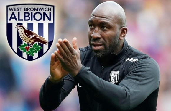 West Brom to appoint Darren Moore on permanent basis after almost pulling off Premier League great escape