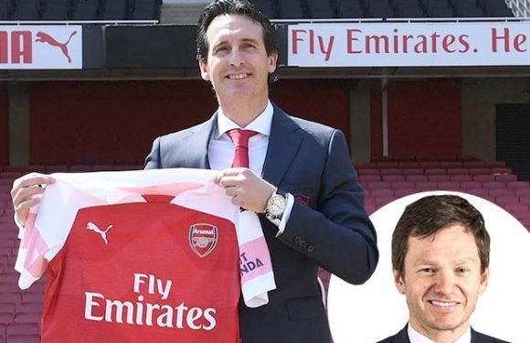 Arsenal boss Unai Emery needs to be backed all the way.. he deserves his shot at managing the Gunners