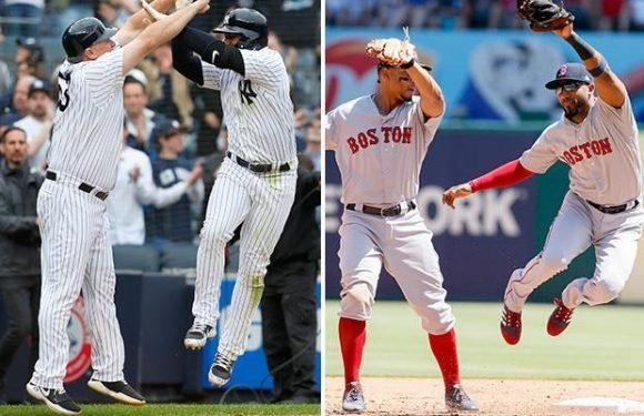 New York Yankees to face Boston Red Sox in two-match series at London Stadium in first UK MLB matches