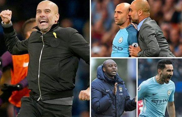 Pep Guardiola showed players a video about immigrants and caused stars to cry, while he slapped one club journalist – affectionately – and new signings are made to feel part of a family