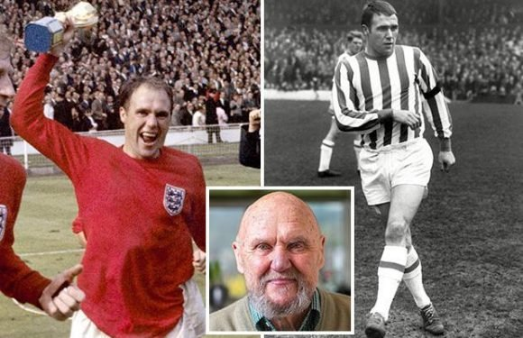 Ray Wilson dead aged 83: England 1966 World Cup-winning legend died on Tuesday