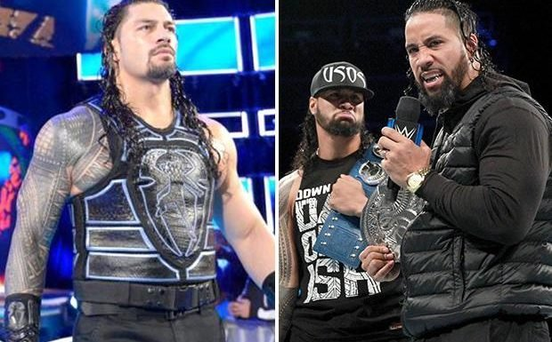 WWE star Roman Reigns teases possibility of The Usos helping him form a new-look Shield