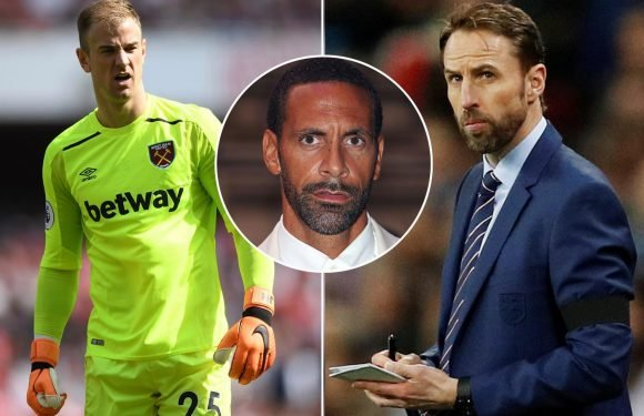 England boss Gareth Southgate right to axe Joe Hart from World Cup squad, says former captain Rio Ferdinand