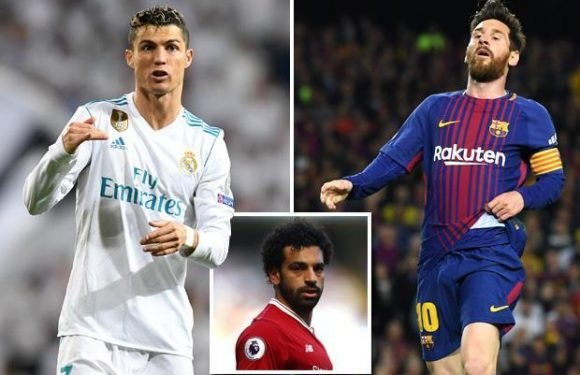 Liverpool star Mohamed Salah speaks out on why he doesn't like being compared to Cristiano Ronaldo and Lionel Messi